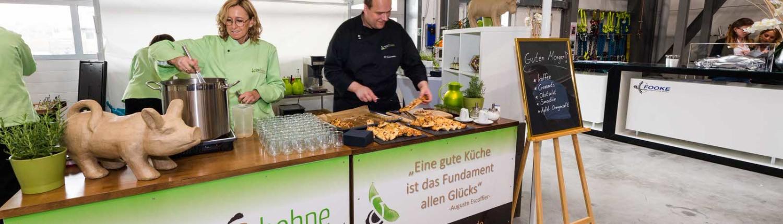Trüffel & Bohne - Catering
