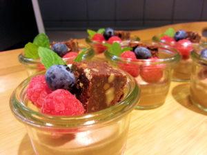 Dessert im Weckglas
